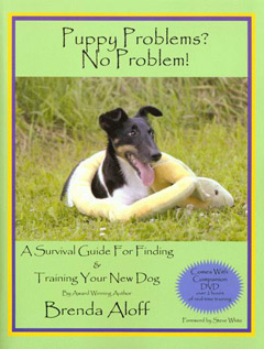 Puppy Problems Solved - by Brenda Aloff