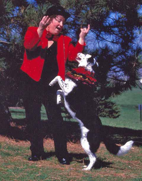 Gloria Voss, Dog Musical Freestyle Instructor