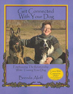 Get Connected with Your Dog by Brenda Aloff